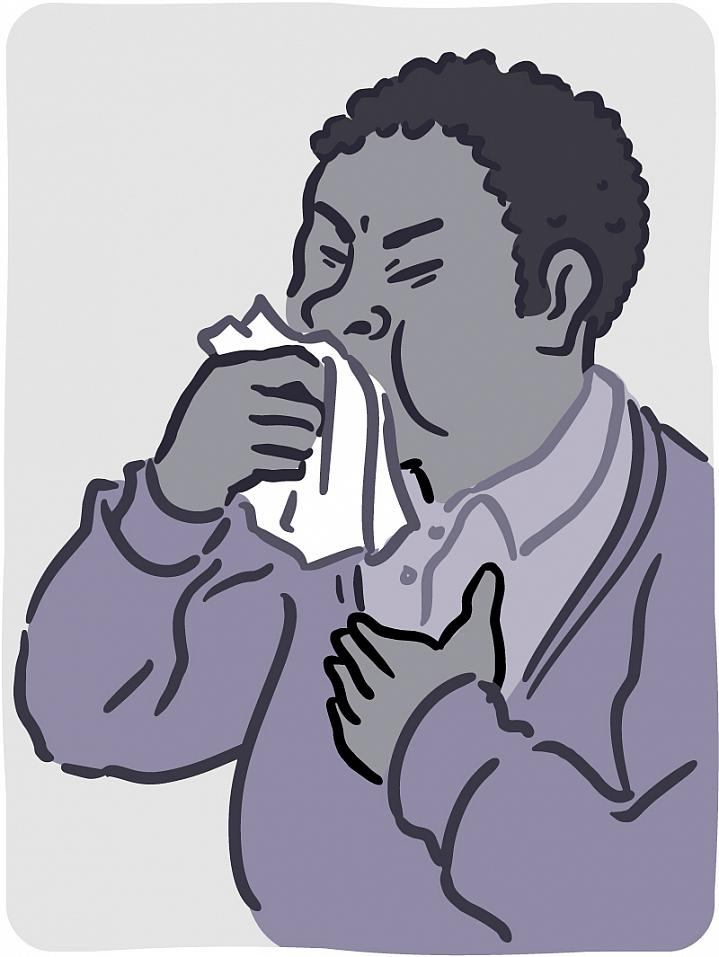 Cough Culprits | NIH News in Health