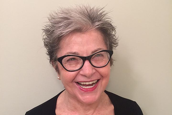 Head shot of Dr Maria Kovacs
