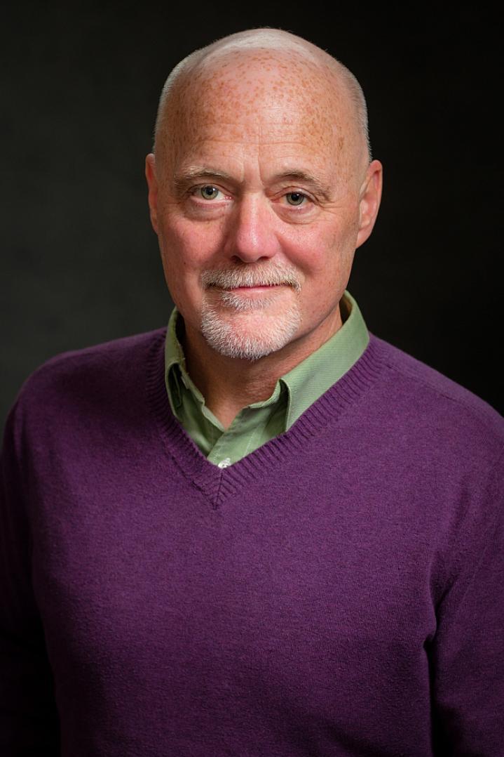 Headshot of Dr. Kevin Haggerty