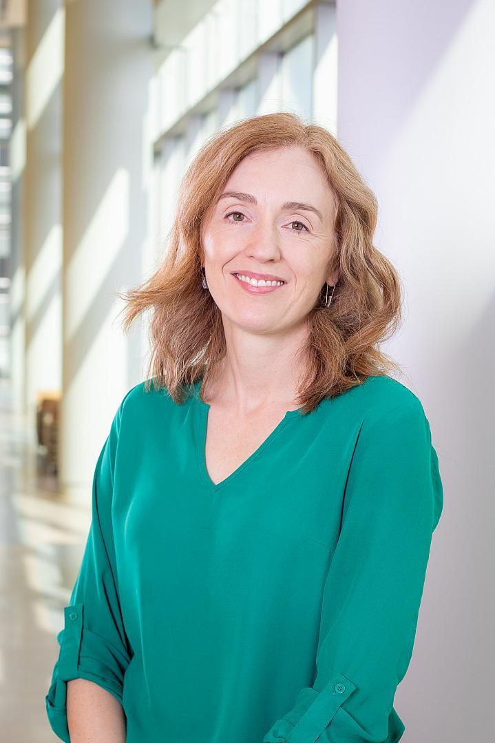 Headshot of Dr. Marian Betz